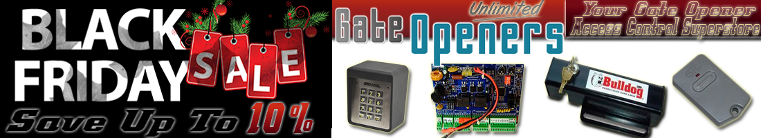 Gate Openers Unlimited Corp.