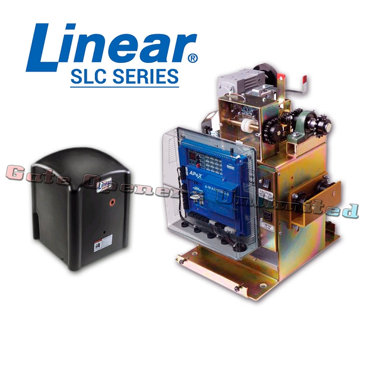 Linear slc hp v p ft lbs commercial