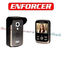 Enforcer Access DP-236Q Wireless Video Door Phone (Seco Alarm)