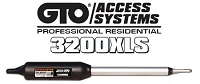 GTO SW3200XLS Replacement Arm with 40' Cable for SW3200XLS Operators - Secondary Arm Only