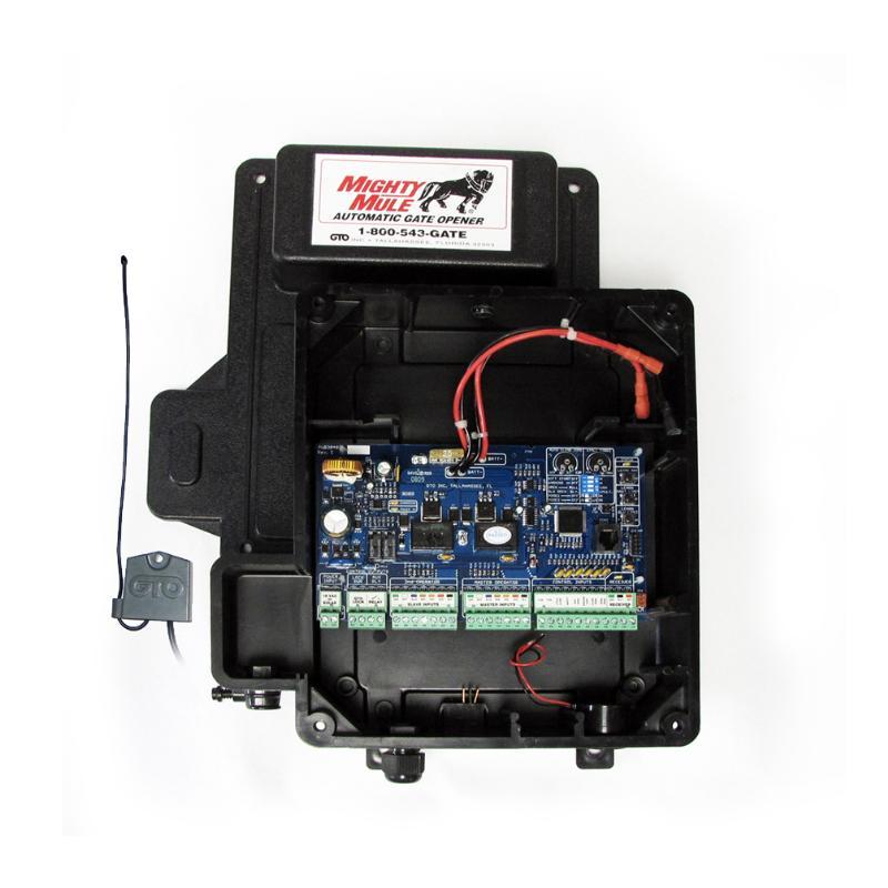 gto sw3000 sw4000 control panel gto pro3040cbox loaded control box. Black Bedroom Furniture Sets. Home Design Ideas