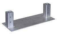 Mighty Mule  SGMP Mounting Pad for DC Slide Operators - Concrete Mount
