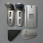 GTO 2500 Series Parts -  HB100 Hardware Brackets 1500 / 2500