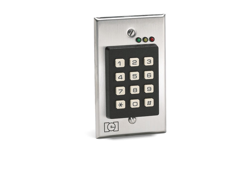 Linear 232i 0-213111 12/24 VAC/VDC DC Indoor Flush-  sc 1 st  Gate Openers Unlimited Corp. & Linear 232i 0-213111 12/24V Flush-mount Keypad Auto-Adjusting