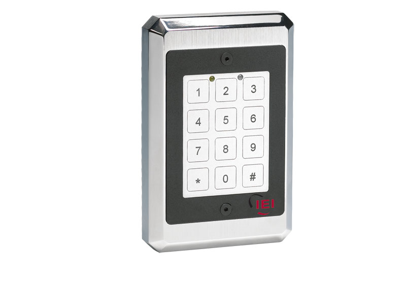 linear ssw fx flush mount harsh access control keypad. Black Bedroom Furniture Sets. Home Design Ideas