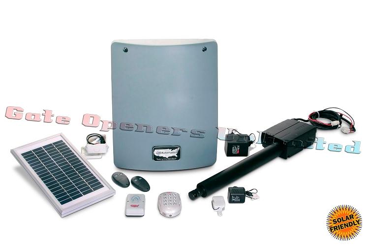 Sentry 300 020346 Automatic Opener Single Metal Keypad