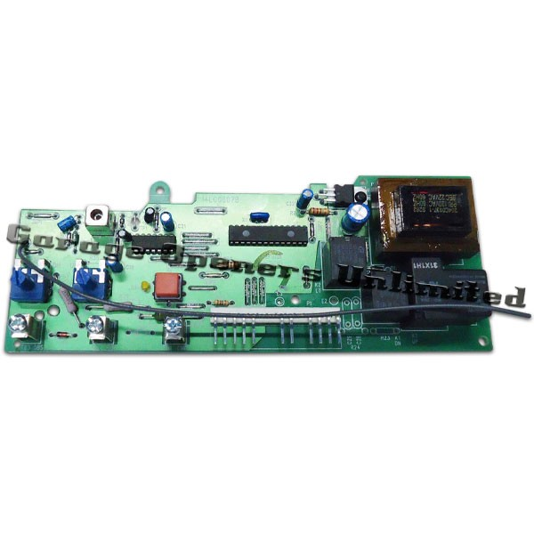 Liftmaster 41d4674 10e Receiver Logic Board Assembly For