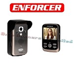 SECO-LARM Enforcer Access EFR-DP-236Q Wireless Video Door Phone