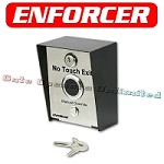 SECO-LARM Enforcer EFR-SD-9963-KSGQ Post-Mount No-Touch Sensor with Access Box