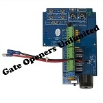 GTO R4722 - Replacement Control Board for SW2000XLS & SW2002XLS Gate Openers