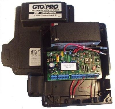 GTO AQ153 Loaded Control Box with AQ251 Control Board