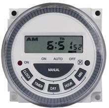 Gate Timer -  Compatible with GTO & Mighty Mule Gate Openers - TM-12V