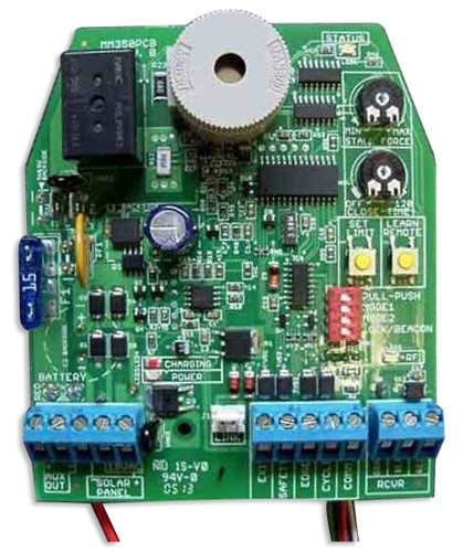 Mighty Mule R4052 Circuit Board