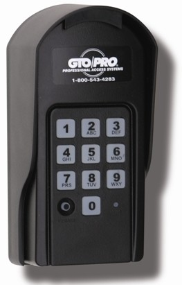 GTO F310 Digital Keypad (Wireless or Wired)