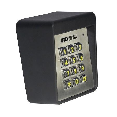 gto keypad f320 gto heavy duty wired keypad used on. Black Bedroom Furniture Sets. Home Design Ideas