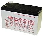 Mighty Mule FM600 FM150 Battery - 12 Volt - 7.0 Amp Hr.
