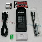 GTO R4671 Pedestrian FM145 Bulldog Replacement Keypad