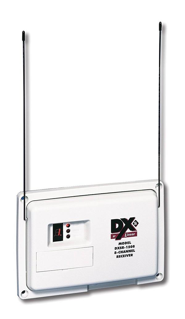 Linear DXSR-1508 Supervised 8-Channel Digital Receiver