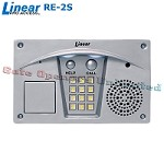 Linear ACP00919S RE-2S Residential Telephone Entry System
