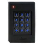 Linear 620-100226, P-640HA AWID® & HID® Single Gang Mount Keypad Proximity Reader 125KHZ