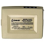 Linear SNR00035, D-67F SD Alternating Relay Receiver, 1-Channel Security Systems