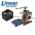 Linear SWR-211 1/2 HP (115V 1P) 17 ft Gate Length 500 lbs Gate Weight Residential Duty Slide Gate Operator
