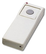 Linear SST00055, TX-91 Supervised 2-Button 3-Channel Handheld Transmitter White