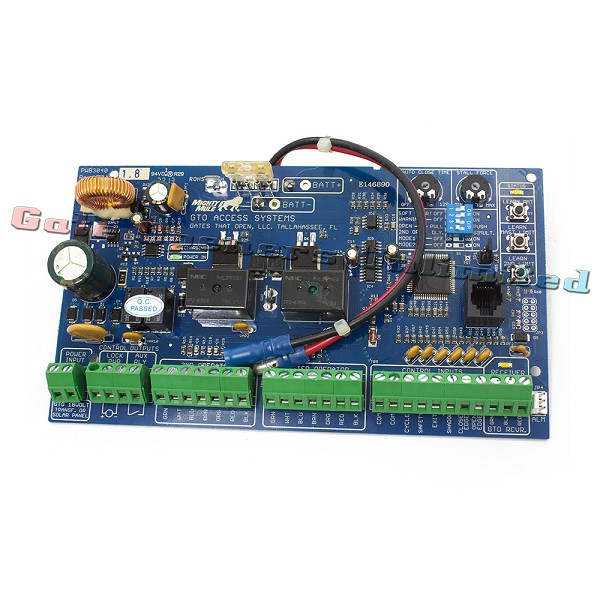 Mighty Mule Fm502 Circuit Board Replacement Control Board