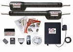 Mighty Mule FM502 Package 7 - Mighty Mule FM502 Kit, RB741-2, F310 Keypad, R4500 Wireless Exit Wand, FM144 Gate Lock