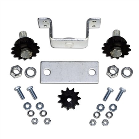 GTO SL1000B/SL2000B Parts - R4423 Sprocket Assembly Kit for DC Slider