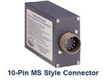 RENO B-1, 10-Pin MS Style Connector, Single Channel Loop Detector, Vehicle Detector Device - 120V