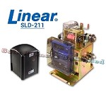 Linear SLD-211 1/2 HP (115DC or 24V Solar) 40ft Gate Length 1000 lbs Gate Weight with Battery Backup