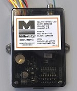 Miller Edge MWR13 3 Channel Receiver for Gate and Commercial Door Operators