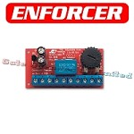 SECO-LARM SA-26Q Mini-Timer Module - Low-Voltage Miniature Delay Timer Module with Relay Output
