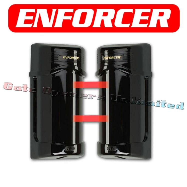 SECO-LARM Enforcer EFR-E-960-D90GQ Twin Photobeam Detectors Laser