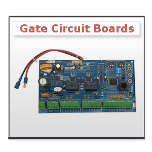 Gate Openers Control Circuit Boards