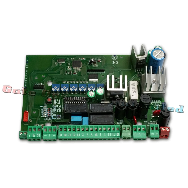 Liftmaster Came 3199zn5 Bx243 Control Logic Circuit Board