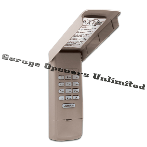 Liftmaster 877lm Standard Wireless Keypad