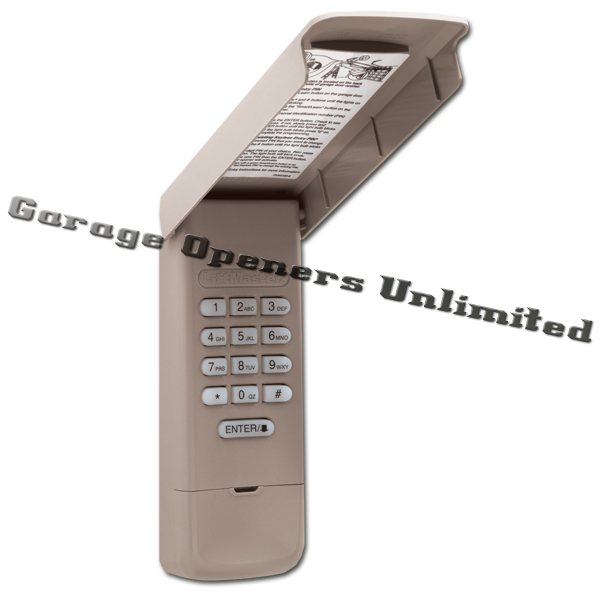 Liftmaster 877MAX Wireless Keypad