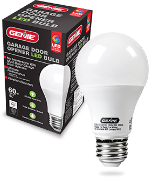 Genie Ledb1 R 39437r Door Led Light Bulb Shatter