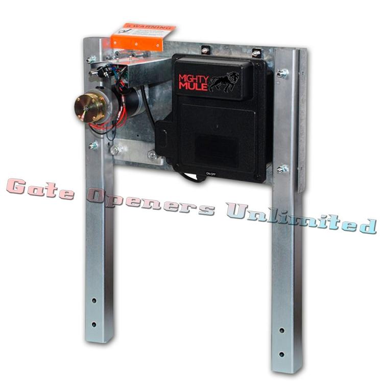 Gto Sl2000 B Sliding Gate Opener Kit Package 4