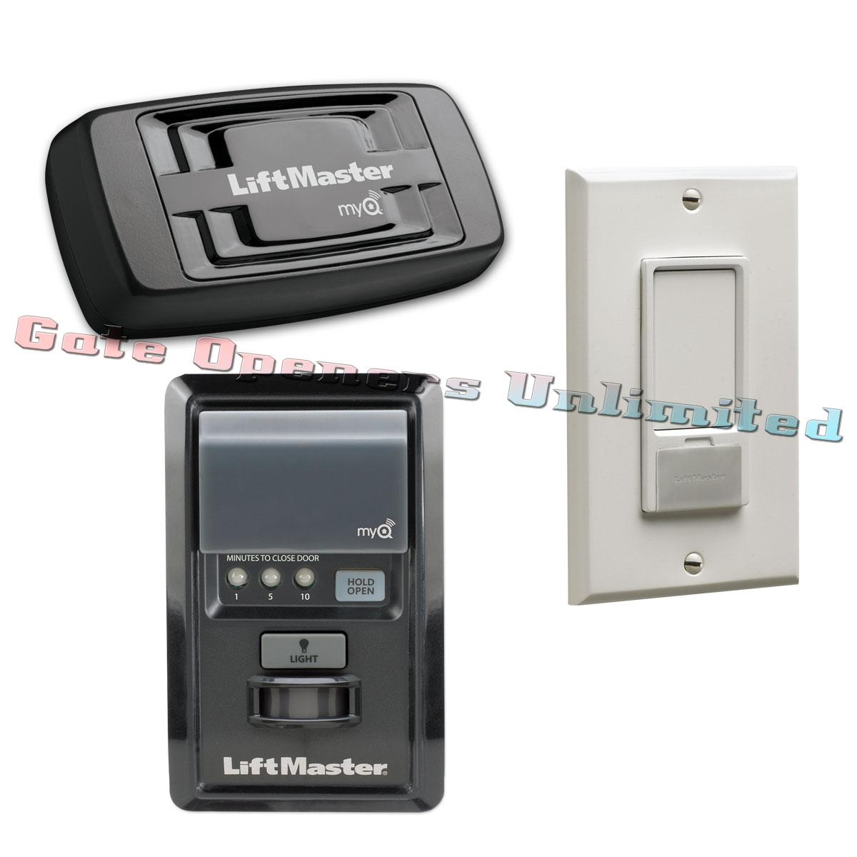 Liftmaster Garage Door Opener Light Wont Turn On