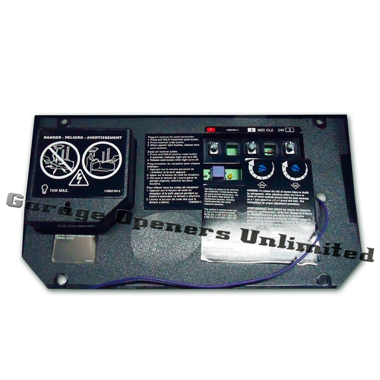 Sear Craftsman 41a5021 3h 315 Receiver Logic Board 315 Mhz
