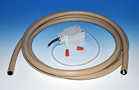 Miller Edge AW14K500-24C 24ft Air-Wave Switch Kit of RAH-500 P-50H w/ Coild Cord