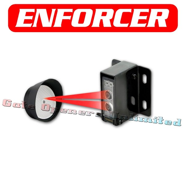 SECO-LARM Enforcer EFR-E-931-S45RRQ 45Ft Reflective Photoelectric Beam Sensor
