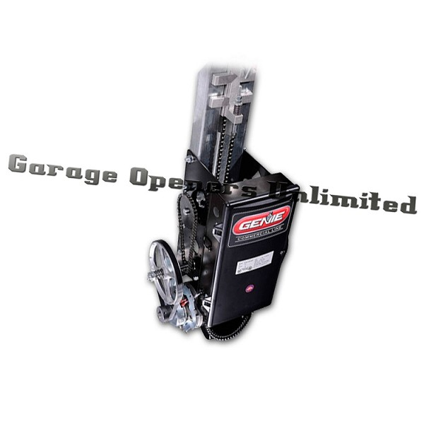 Genie OPGSXT5001B Standard Duty Commercial Operator Model T 1/2HP & 1PH (112631.1004, 112631.1005, 112631.1006, 112631.1007, 112631.1008 & 112631.1009)