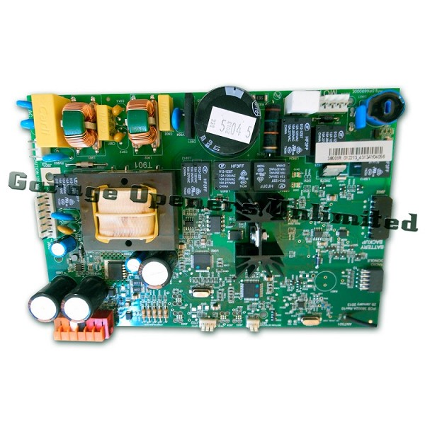 Genie 38001R3.S Circuit Board Assembly BD, DC CH/elt DR, Low