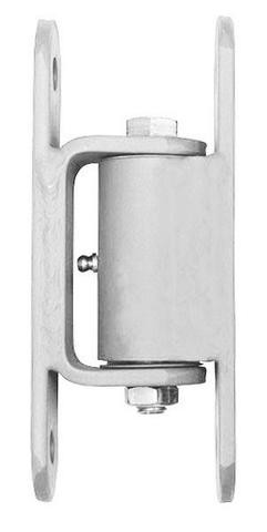 Guardian 2150.200  Standard Hinge - Bolt to Gate, Bolt to Post (Zinc Plated) - Liftmaster 2150Z - Sold in Pairs