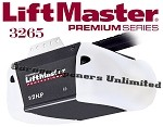 Liftmaster 3265-267 - Premium Series 1/2 HP Chain Drive for 7ft Doors - Includes Rail