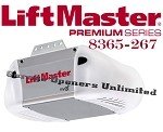Liftmaster 8365-267 - Premium Series 1/2 HP AC Chain Drive